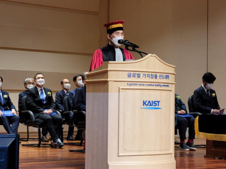 """KAIST 이광형號 출범...""""신문화 전략 'QAIST'로 미래 50년 대비한다"""""""
