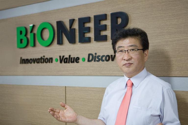 위기에서 빛난 K방역의 주역 -박한오 바이오니아 대표